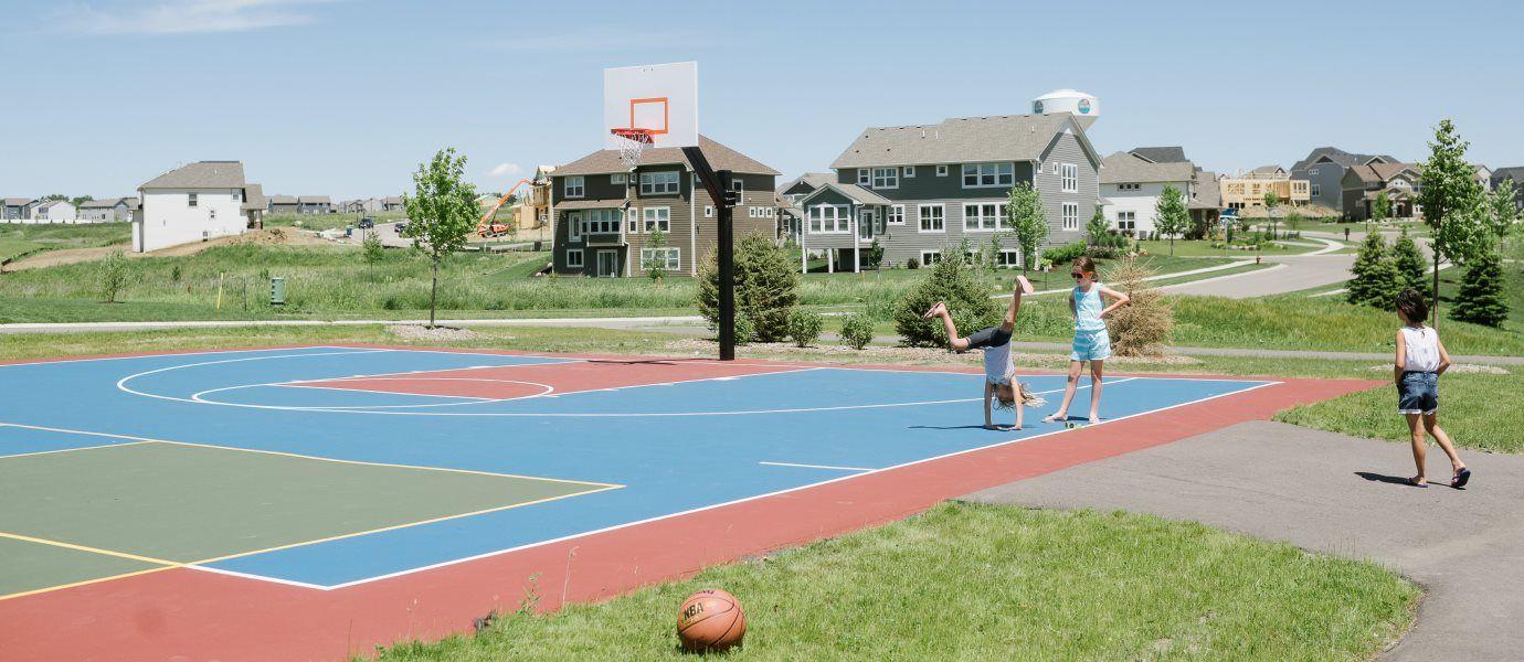 Summerlyn Landmark Collection Play Area