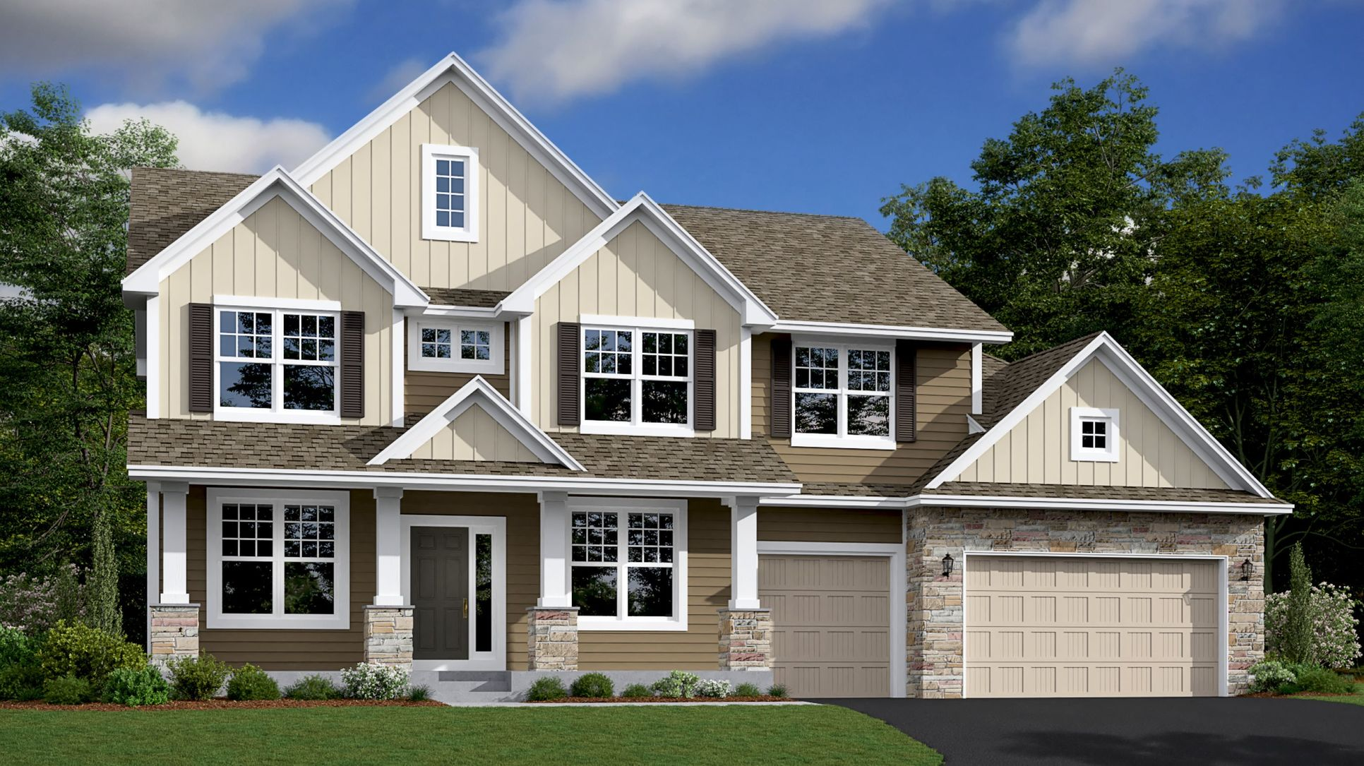 Ravinia: Classic Collection Blakely Exterior Farmh