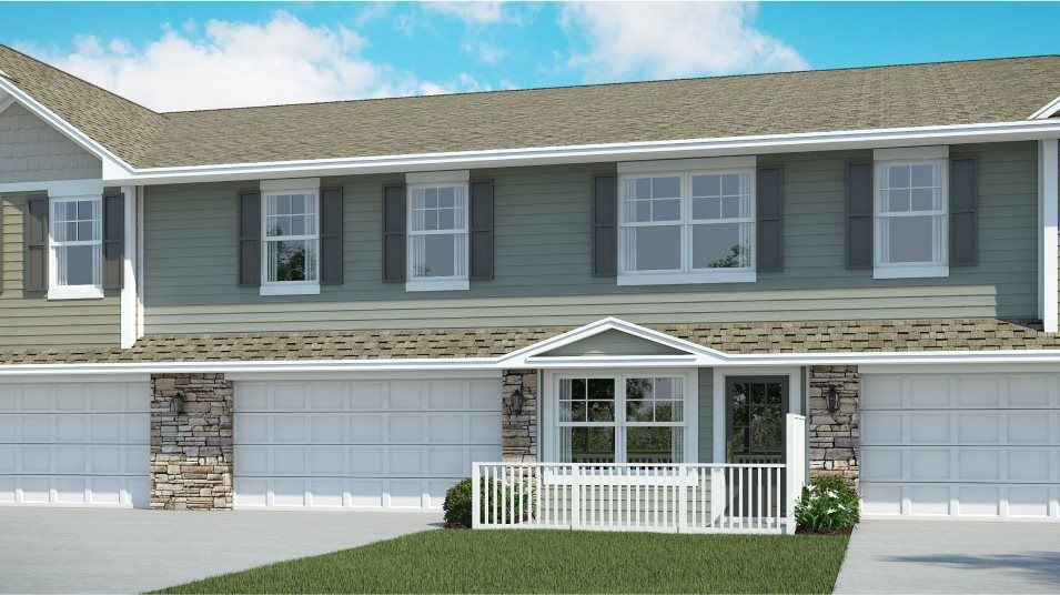 Bridlewood-Farms Colonial Manor Collection Revere