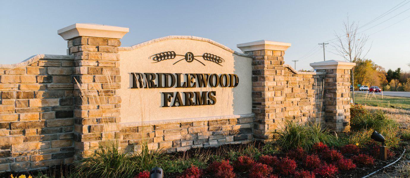 Bridlewood Farms Entrance