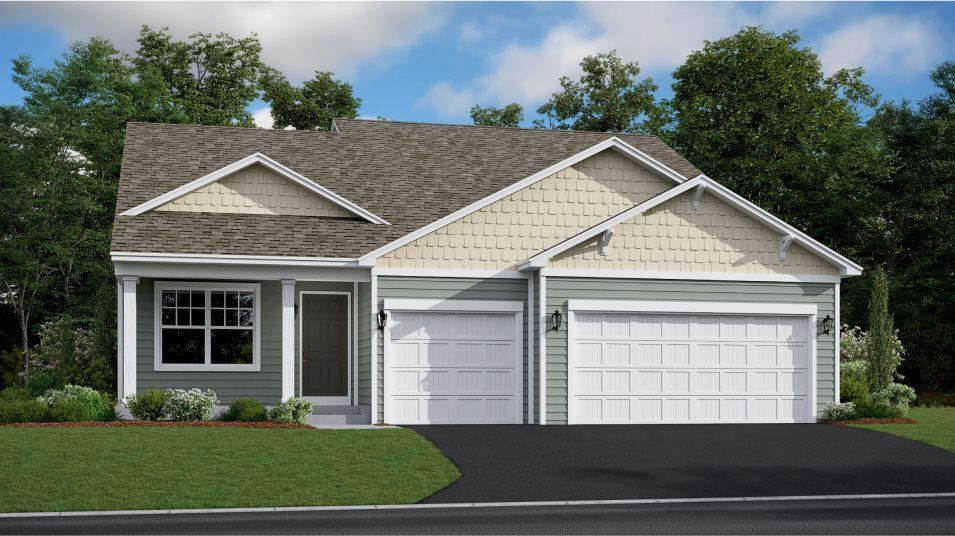 Fieldstone-Passage Heritage Collection Courtland A