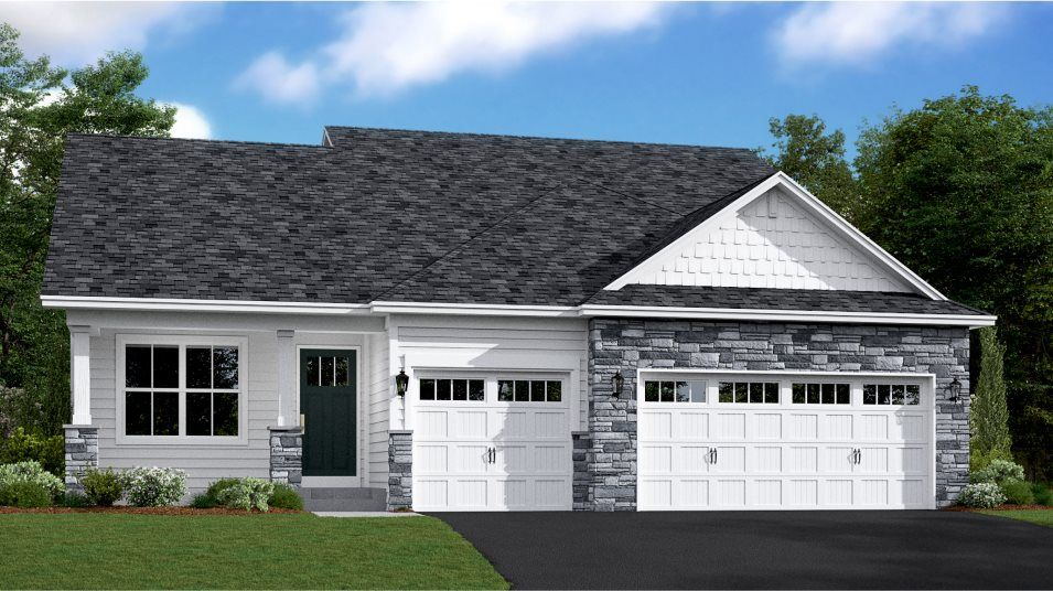 Fieldstone-Passage Heritage Collection Courtland I