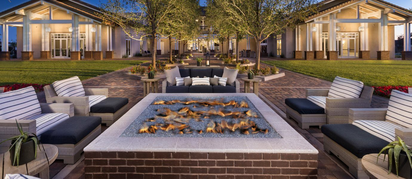 Heritage at Cadence Fire Pit