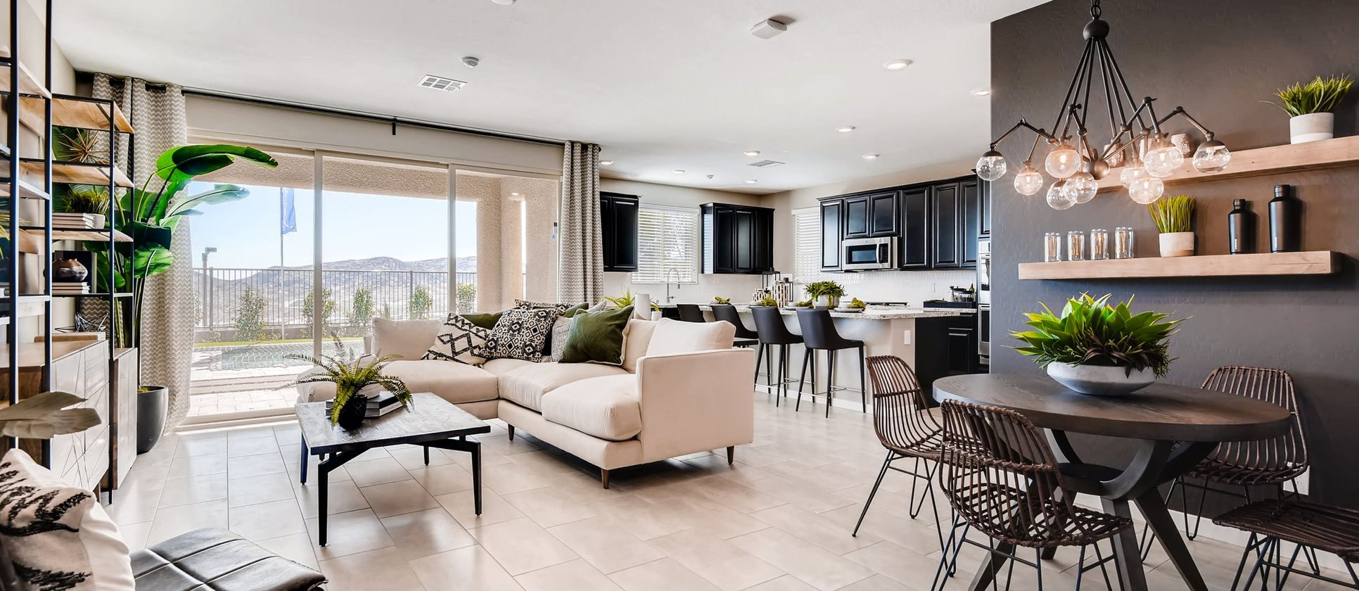 Summerlin Westcott Lynn Living Room
