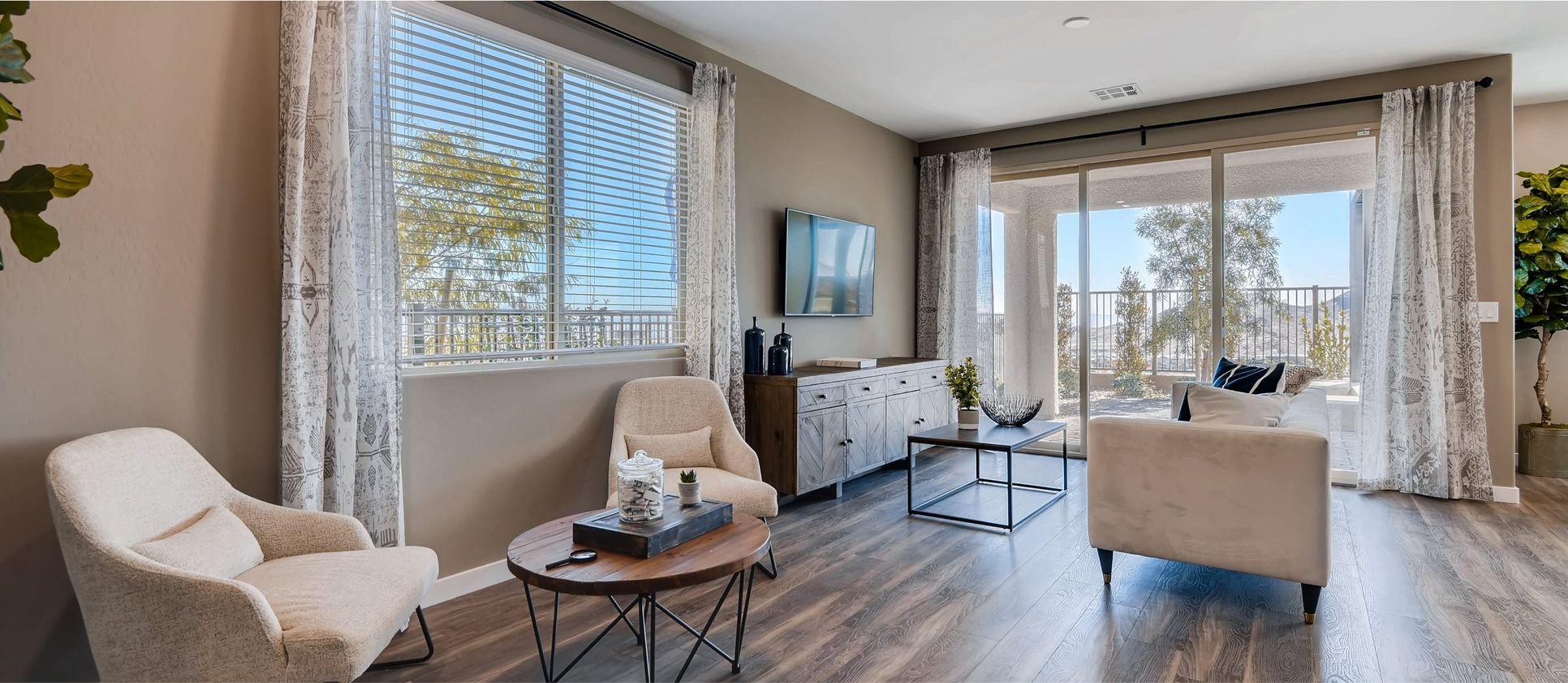 Summerlin Westcott Morgan Living Room