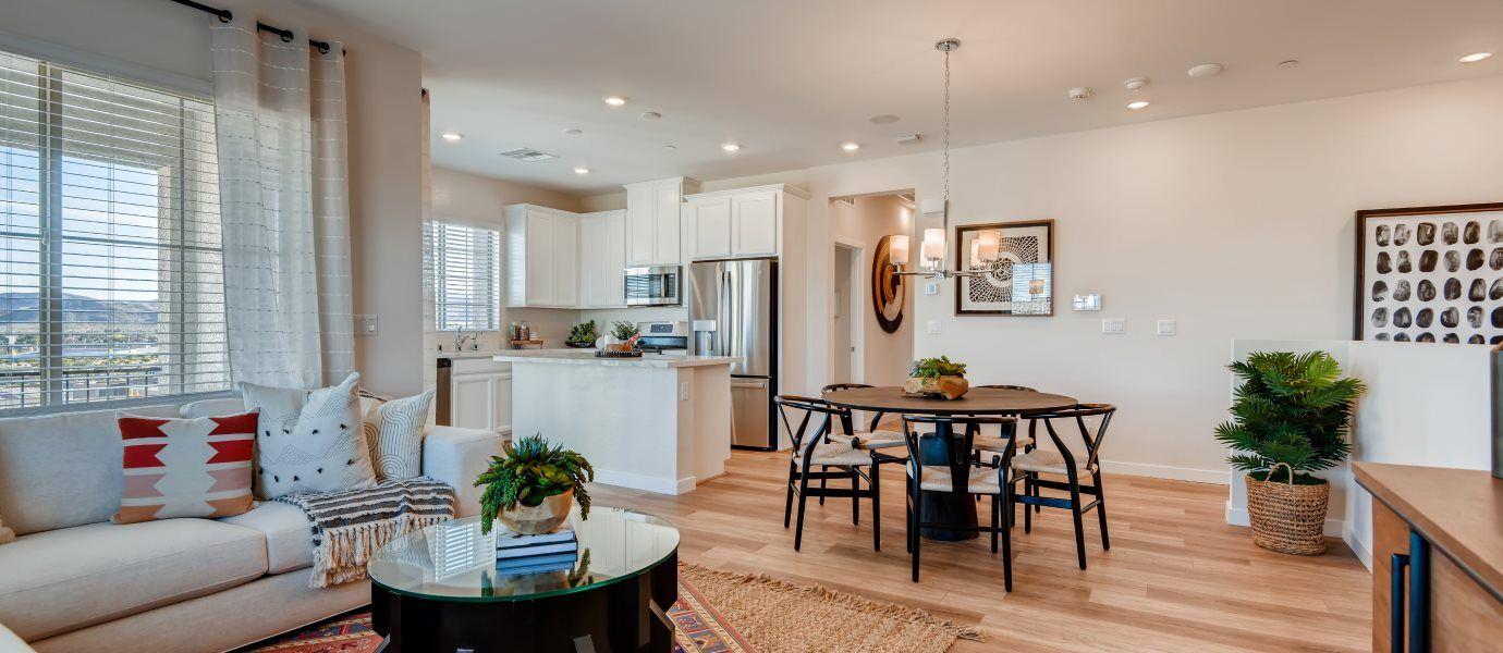 The Waverly Bartlett Living Room