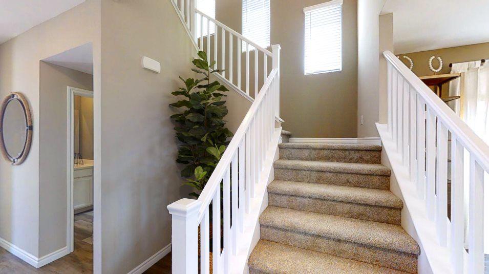 Mira Mesa Elliot Stairs