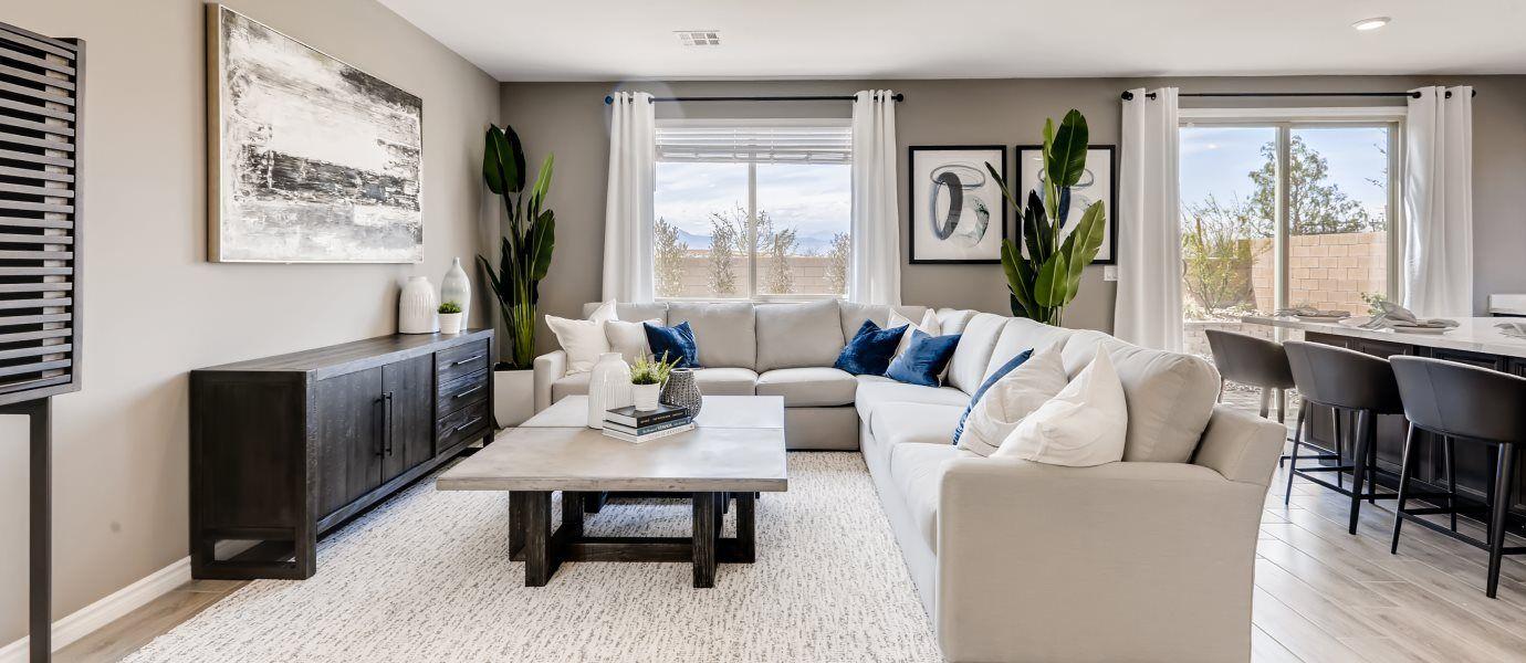 Mesa at Mira Brynn Living Room