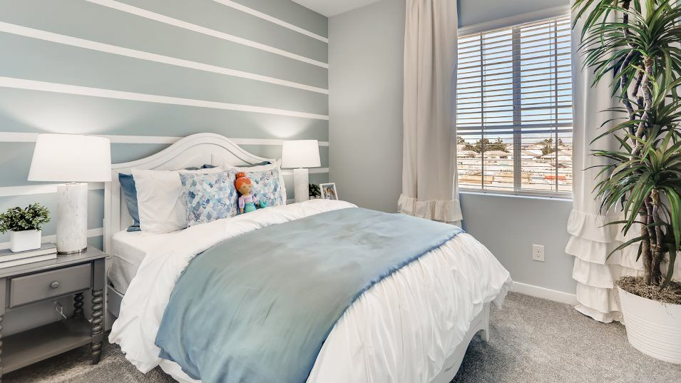 Winslow Bartlett Bedroom 2:With two bedrooms, this home is great for young professionals, couples or empty nesters.