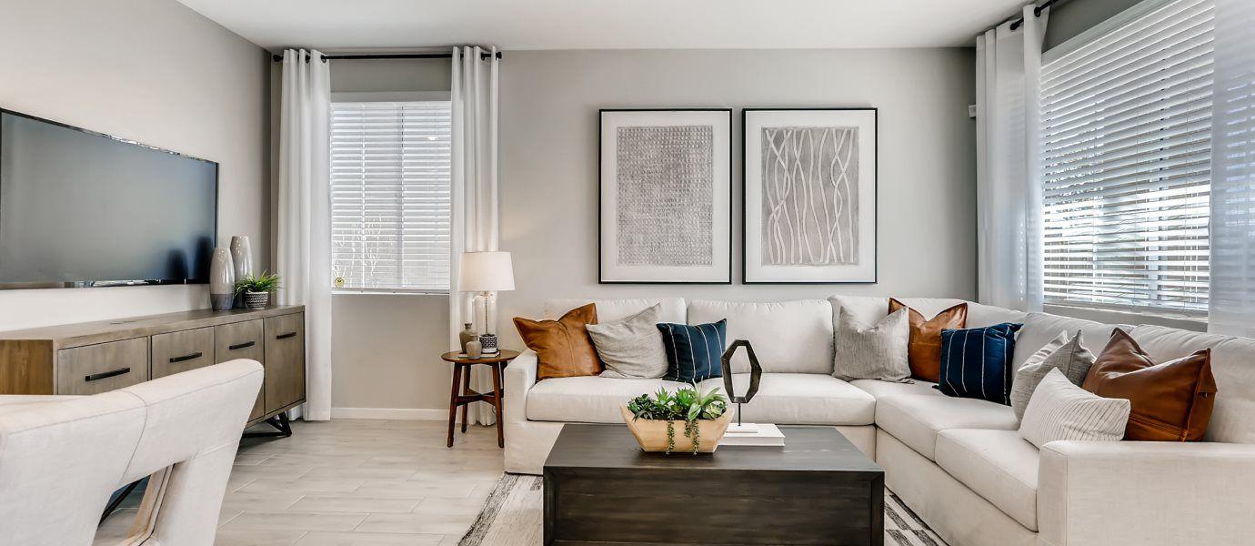 Winslow Bloomfield Living Room