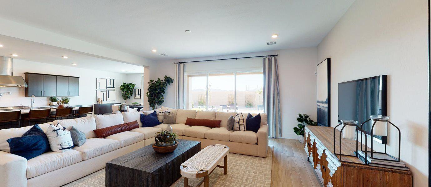 Ponderosa Charles Living Room