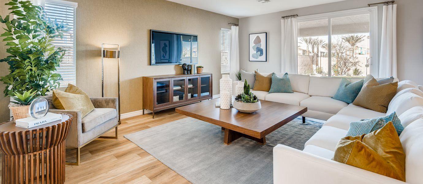 Valley Vista Granbury Wren Living Room