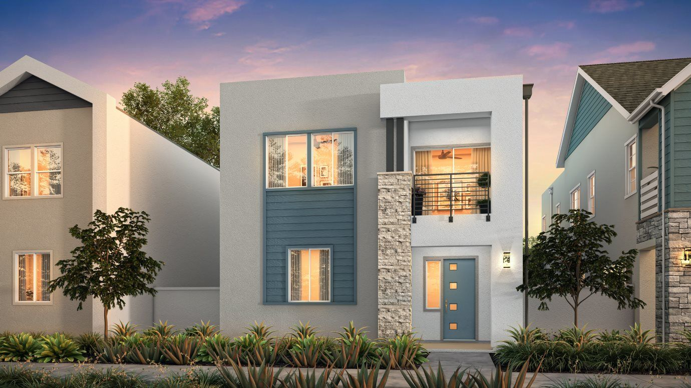Valencia: Marigold Residence 1 Exterior C