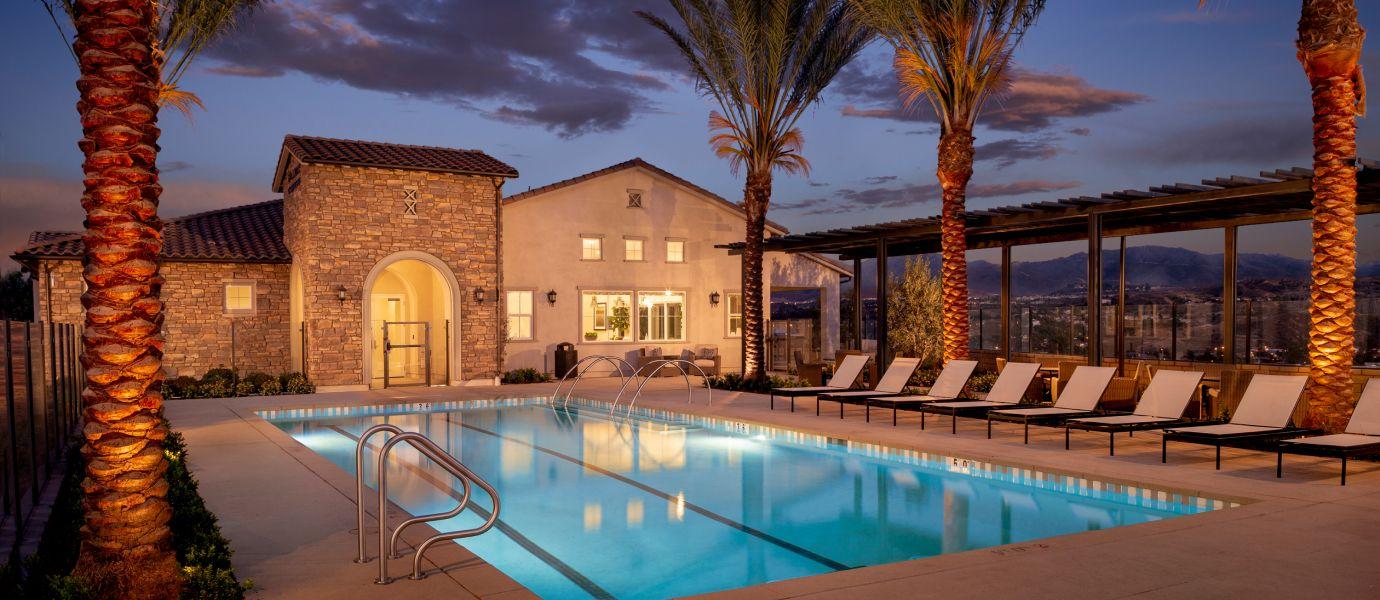 FiveKnolls Galloway Swimming pool