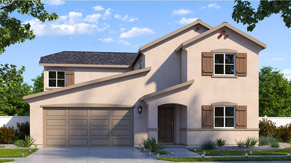 Peavine Trails at Stonefield The Emery Exterior A
