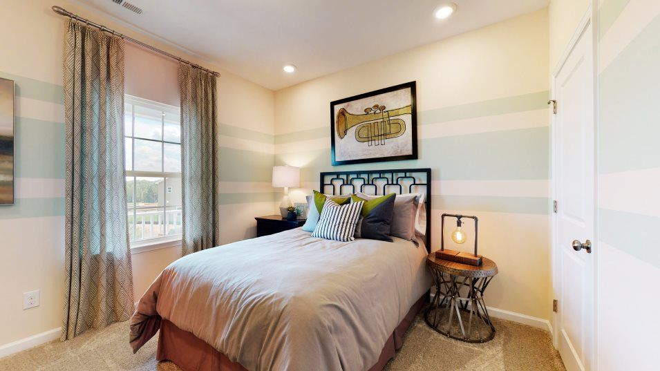 Clifford Glen Landrum III Bedroom 3:Nearby access to a shared bathroom makes this bedroom great for younger residents with nighttime rou