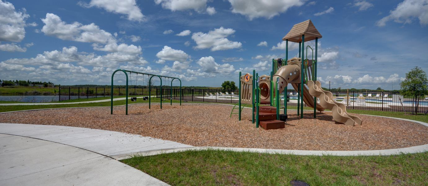 Belmont Belmont Manors III Play Area