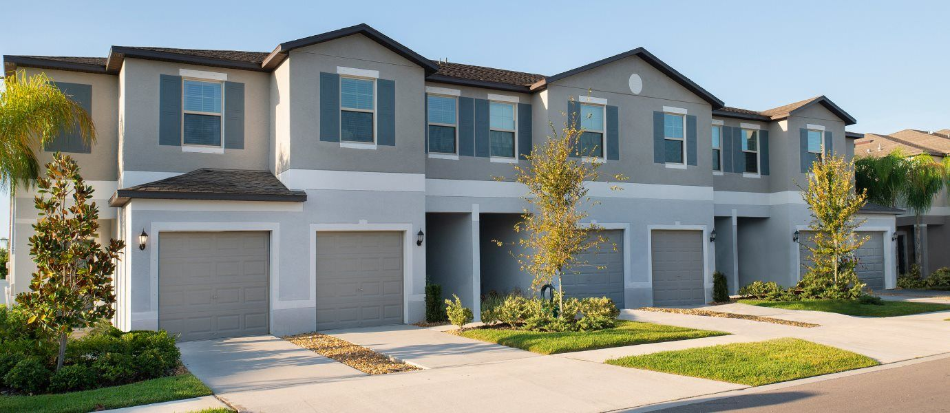 Cypress Creek The Maples Townhomes Home