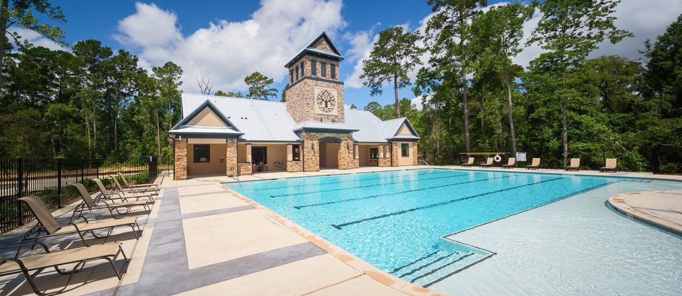 Woodtrace Swimming Pool