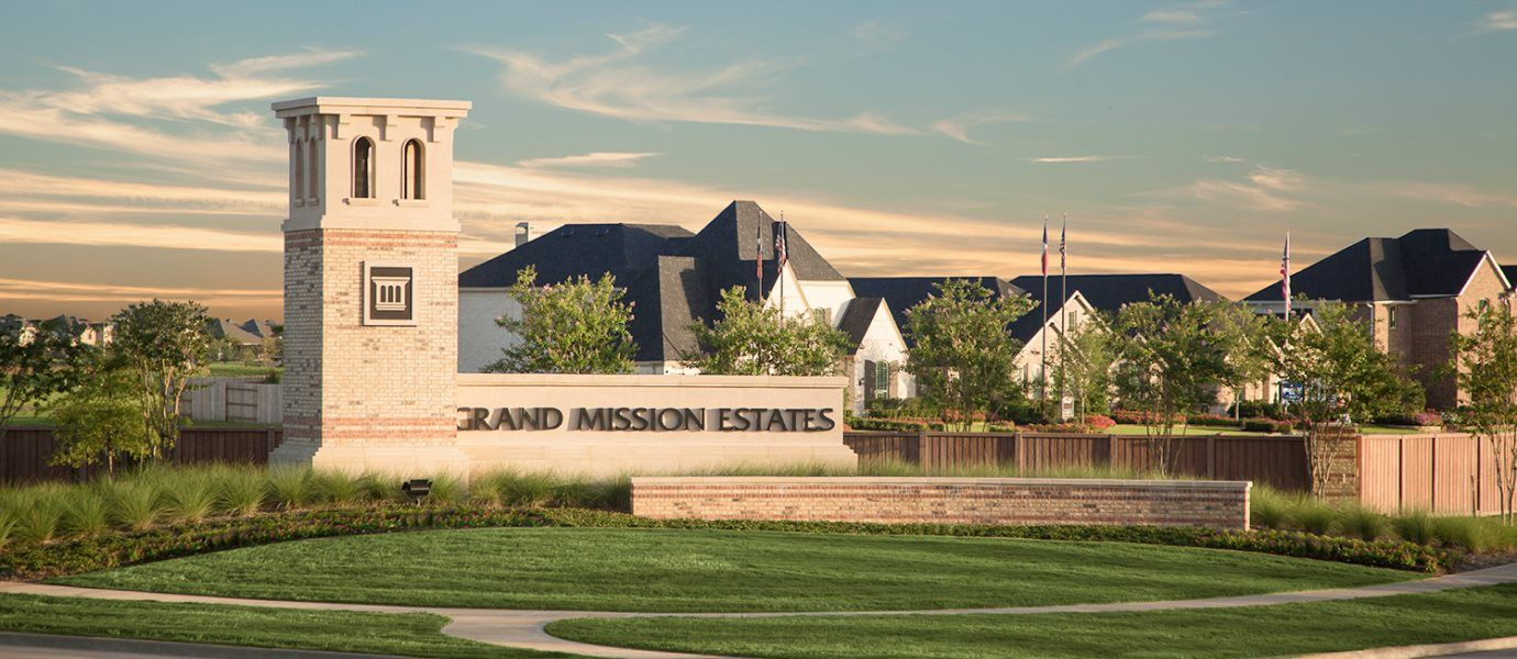 Grand Missions Estates Entrance