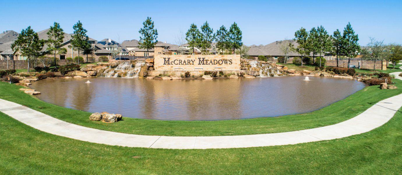 McCrary Meadows Entrance