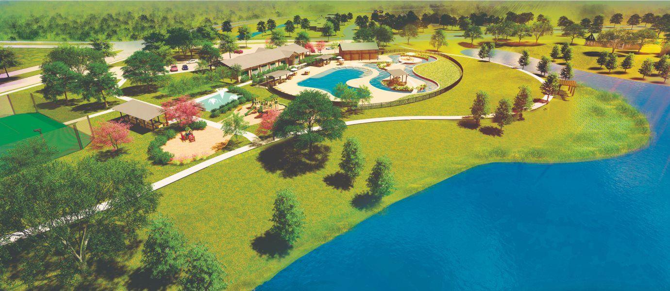 Jordan Ranch Swimming Pool