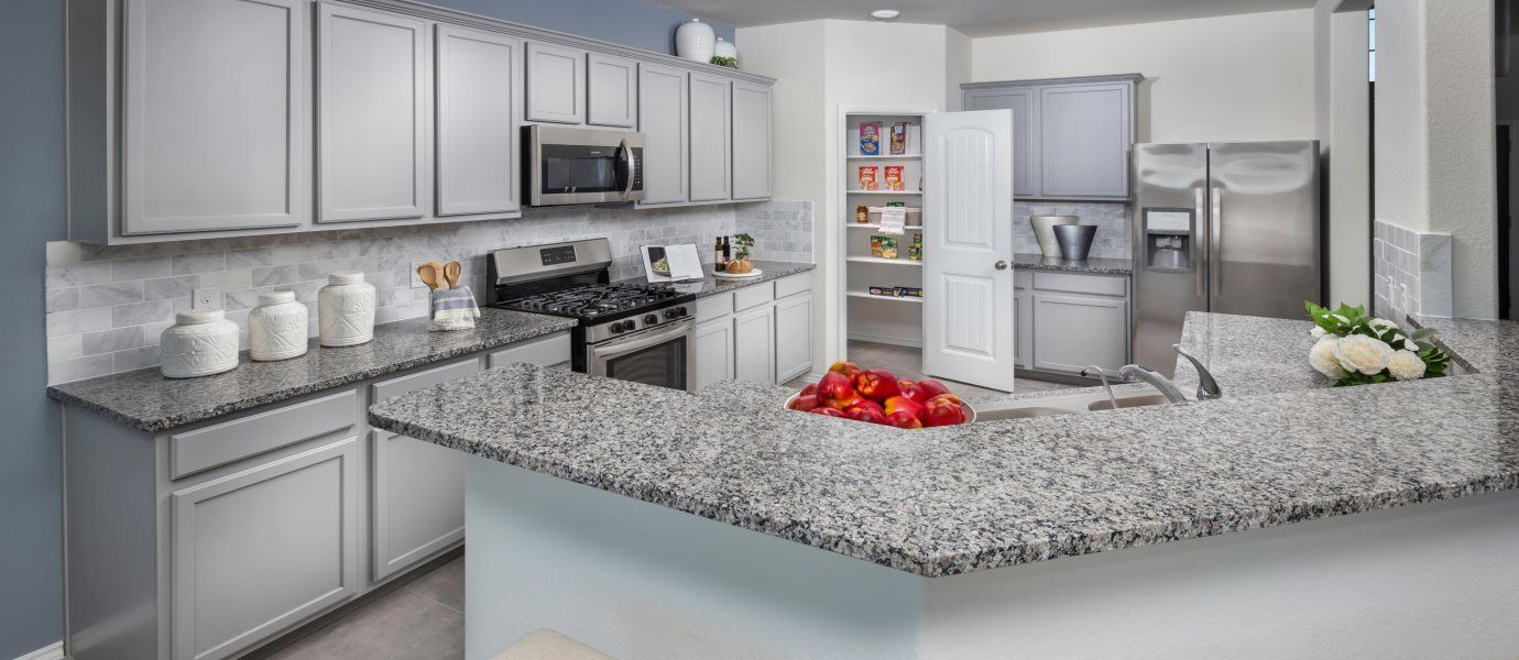 Bayou Lakes Brookstone and Wildflower Collections