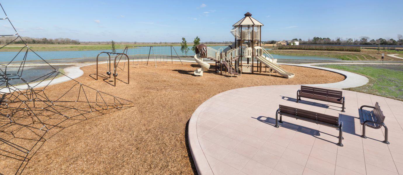 Ashbel Cove Playground
