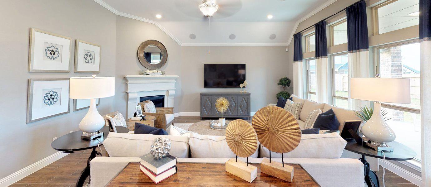 Jordan Ranch Vista Collection Amistad Living Room