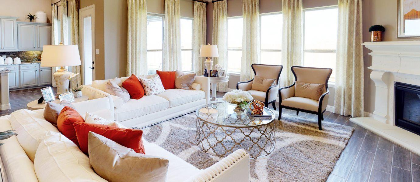 Jordan Ranch Vista Collection Acadia Living Room