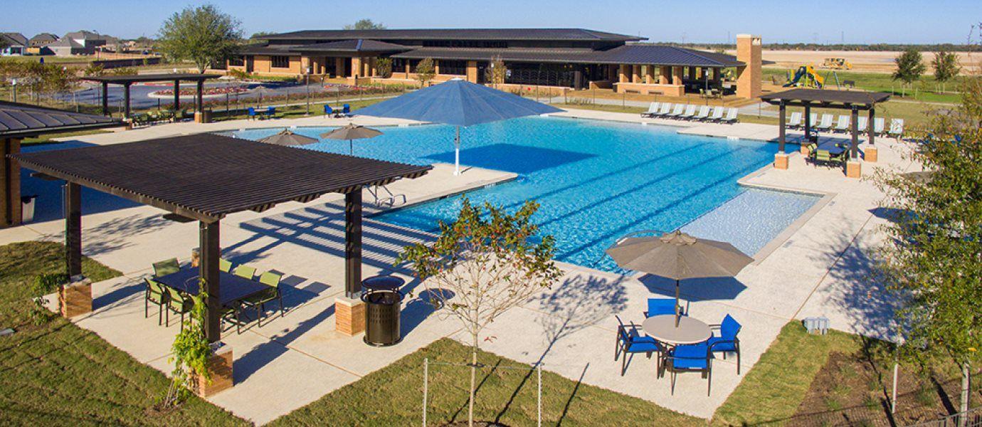Elyson Swimming Pool