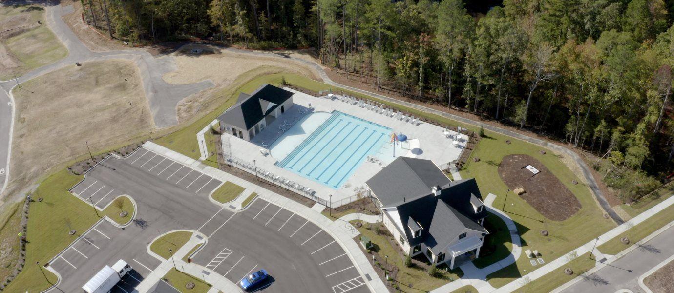 Tryon Community Pool