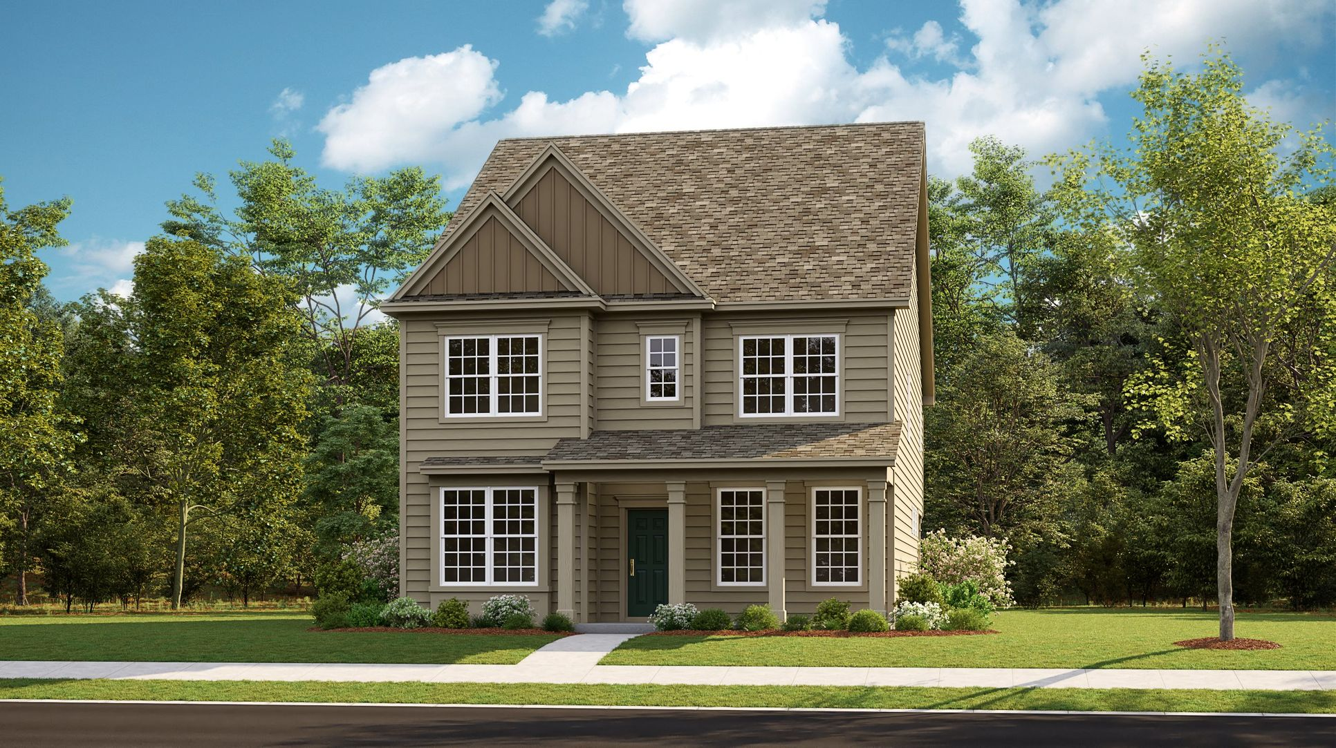 Independence Traditional Exterior A
