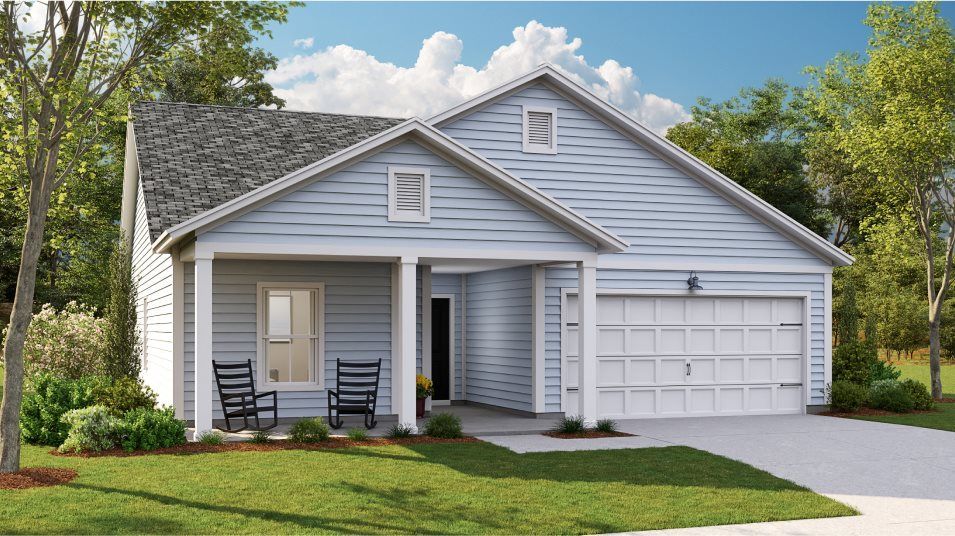 Waterside at Lakes of Cane Bay Arbor Collection BE