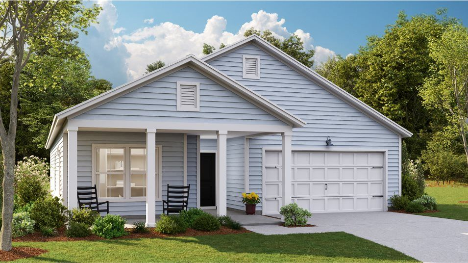 Waterside at Lakes of Cane Bay Arbor Collection Li