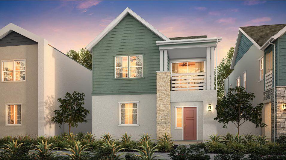 Valencia Marigold Residence 1 Farmhouse Exterior A
