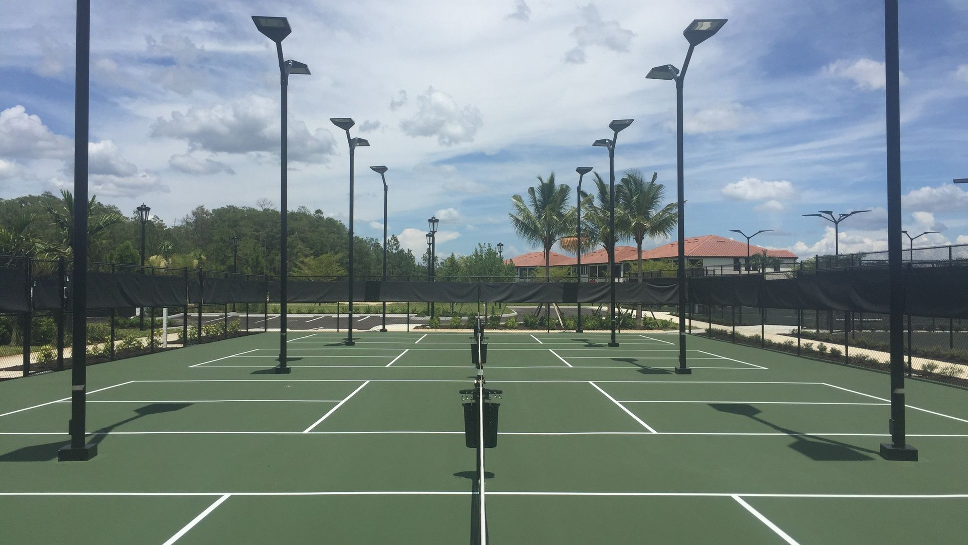 Arborwood Preserve Tennis Courts