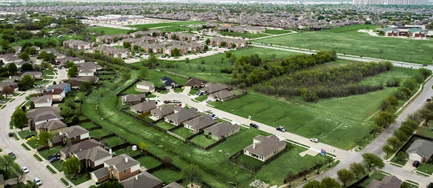 Parkview Hills Aerial View
