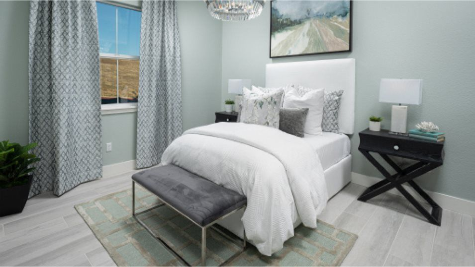 Emerald Peaks at Bass Lake Hills Residence 2527 Be:This comfortable space boasts an en-suite bathroom for increased privacy and luxury.
