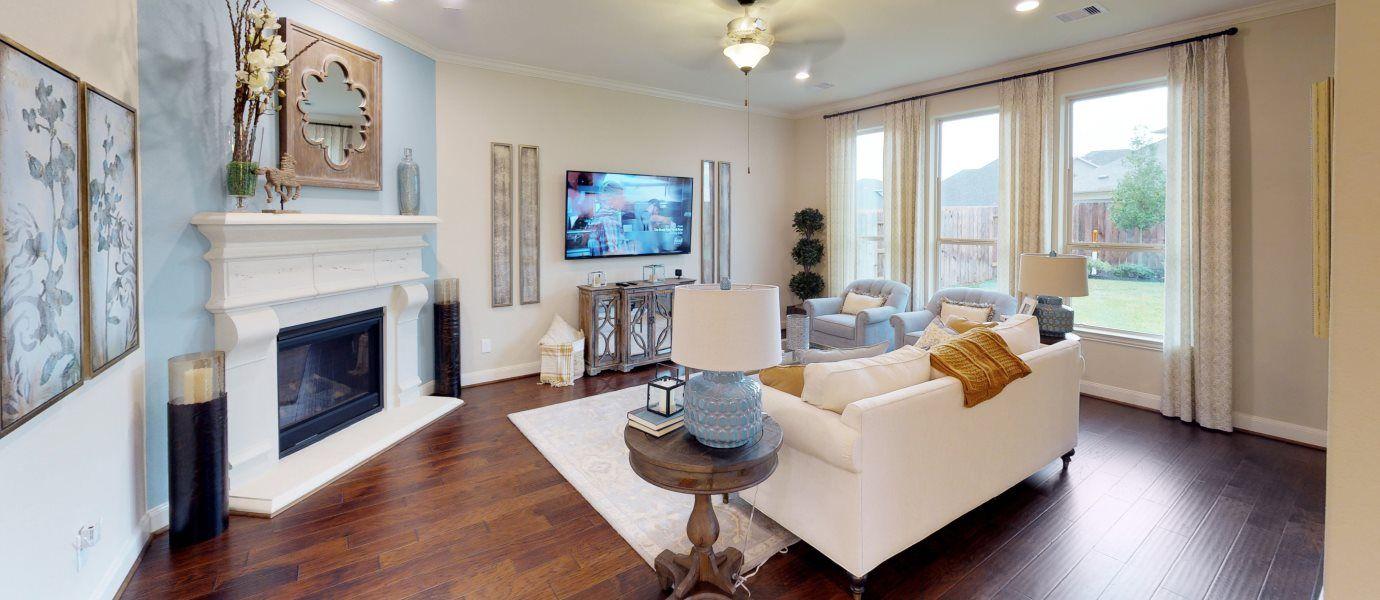 Jordan Ranch Vista Collection Big Bend Living Room