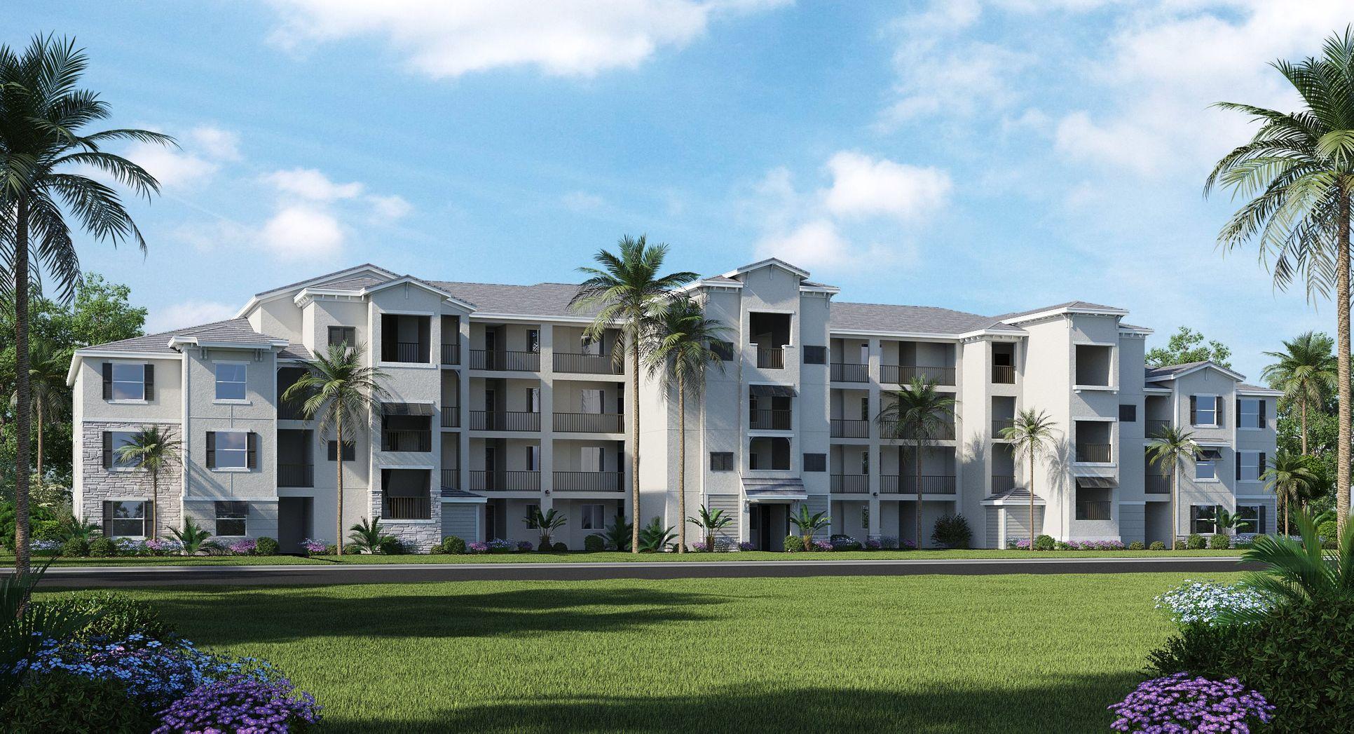 Terrace Condominium Exterior