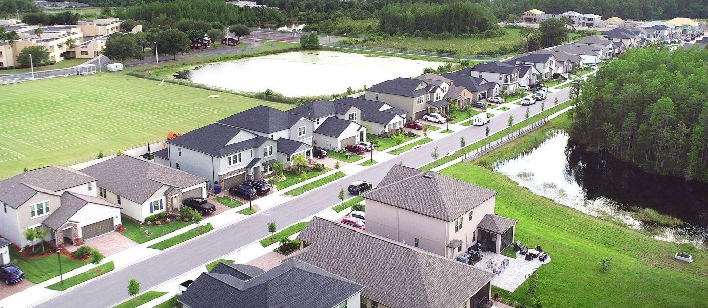 Bryant Square Homes
