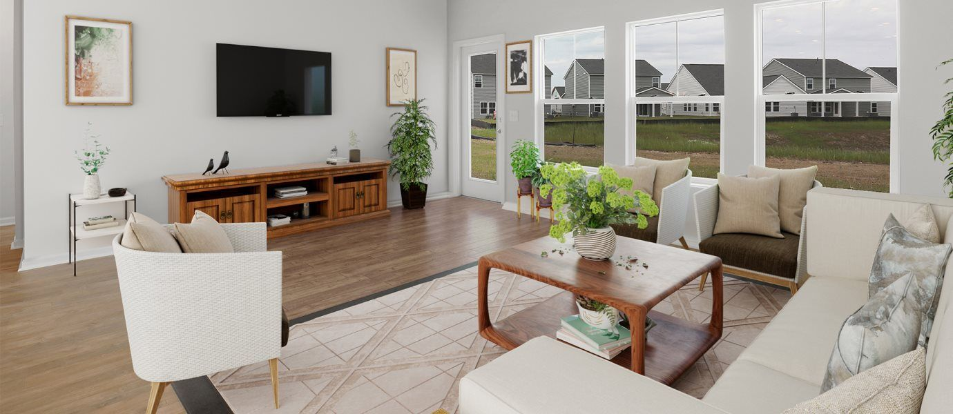 Foxtail Family Room