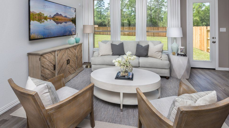 Patton Living Room