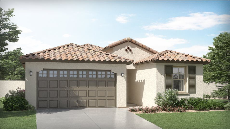 Asher Pointe Discovery Lewis 3575 Spanish Colonial