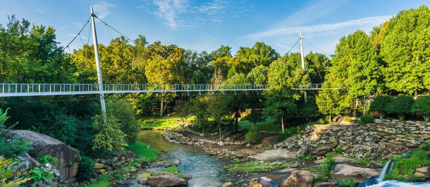 Scenery in Greenville