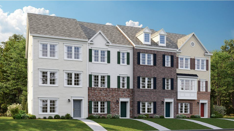 Delacour-at-Blue-Stream Townhome Collection Arcadi