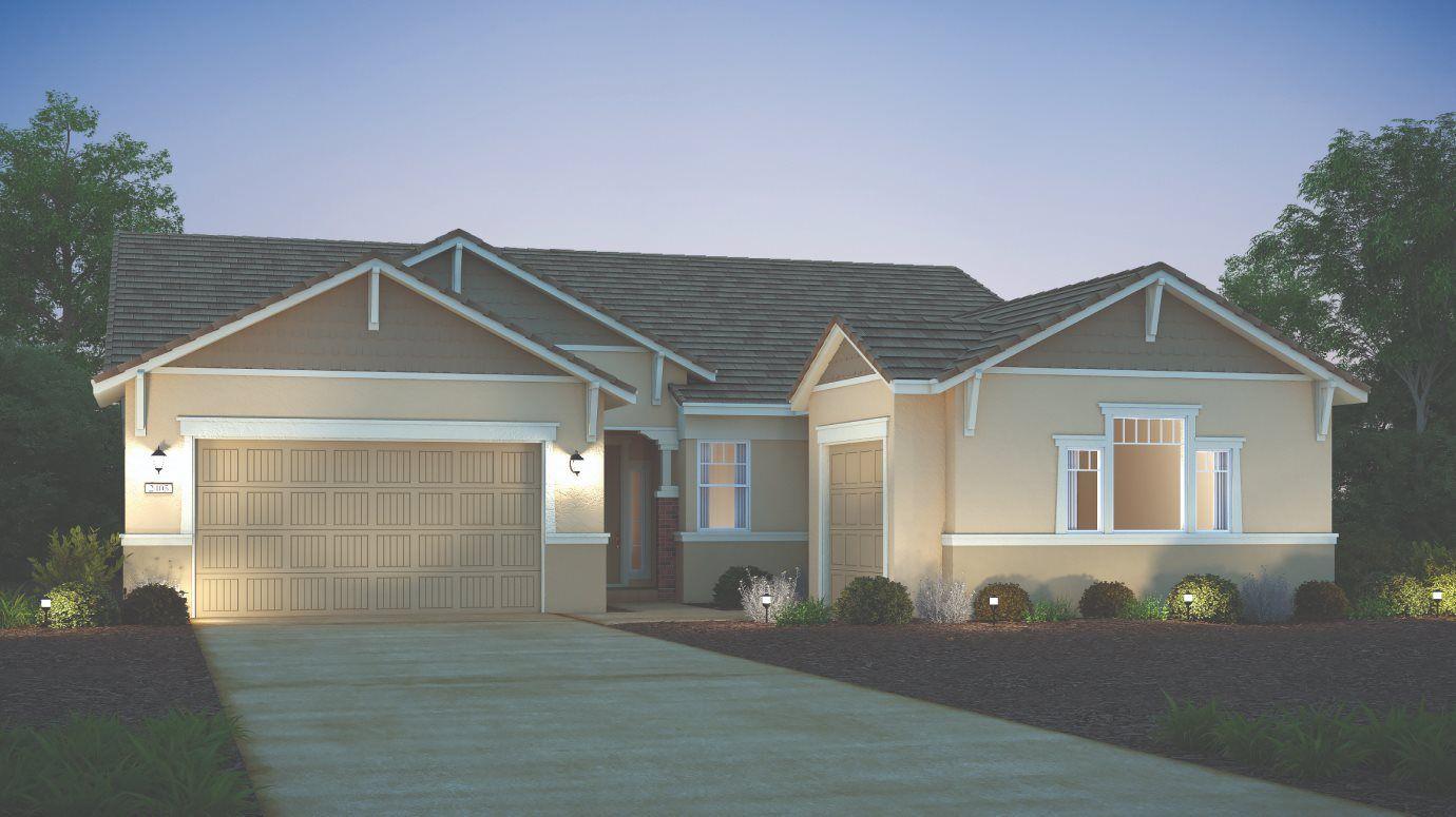 Heritage El Dorado Hills Estates The Arlington 240