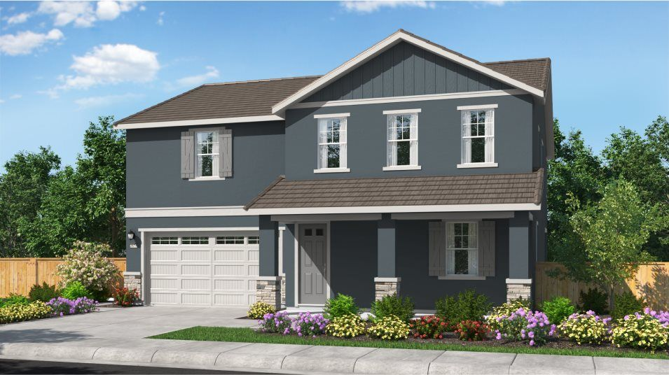 Residence 2874 | Elevation A