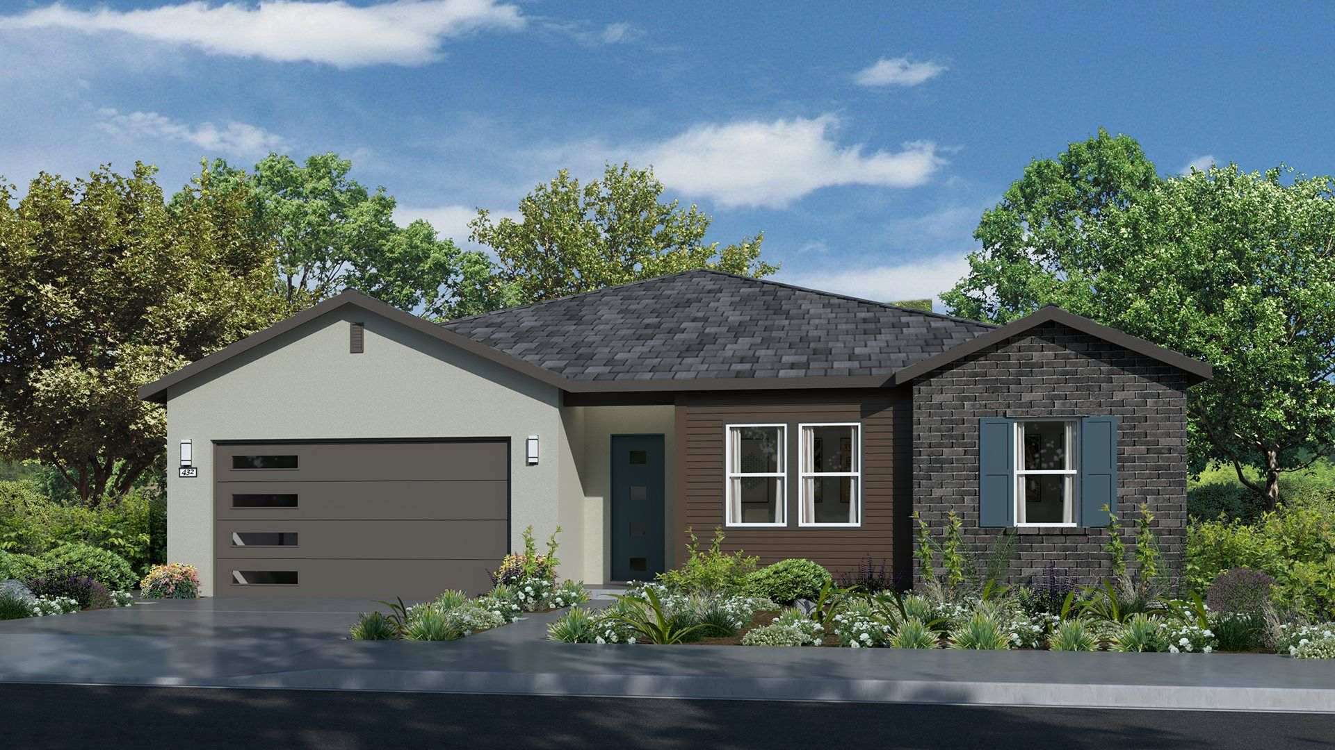 Residence 2632 | Elevation A